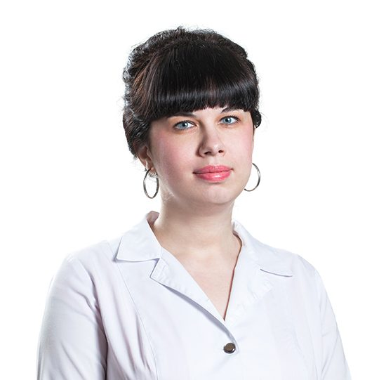 Кушим Анна Анатольевна