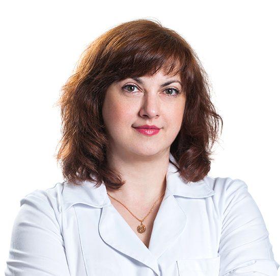 Лесник Ольга Григорьевна