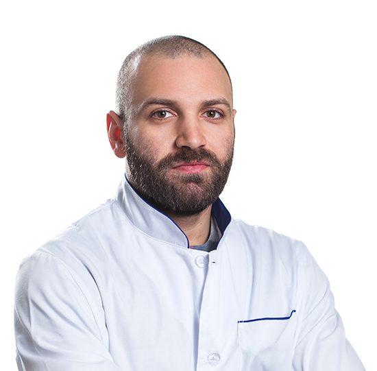Мелуа Георгий Алексеевич